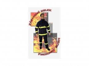 zasahový oblek fireguard bush