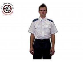 Košile bílá k.r. pánská