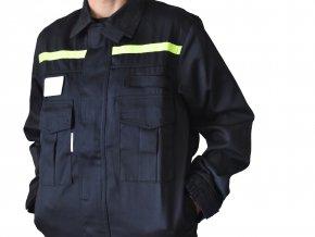 Stejnokroj PSII bunda s nápisem HASIČI