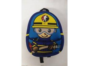 batoh dětský hasič I