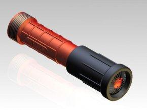 Požární proudnice kombinovaná D 25 s průměrem 6mm bez spojky