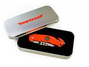 Nůž záchranářský RESCUE TOOL MDTECH