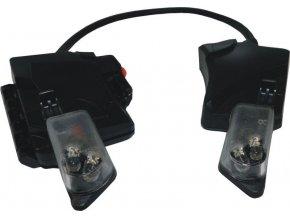 integrovaná svítilna XF
