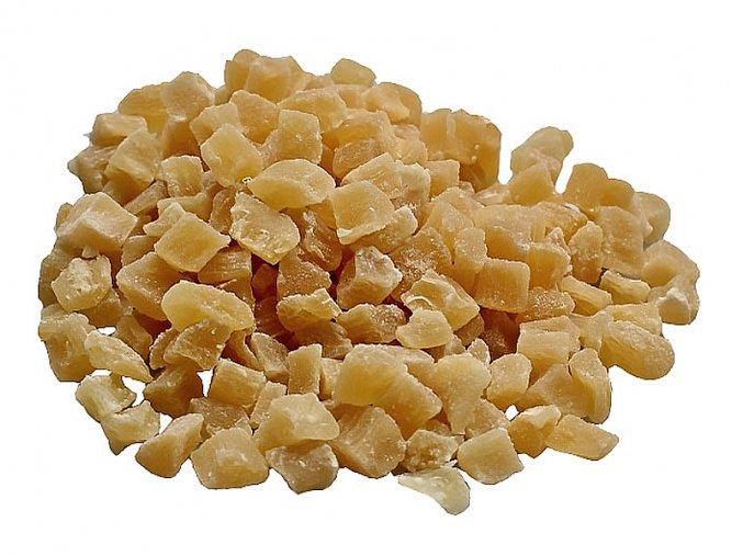 Ananas kostky 1 kg