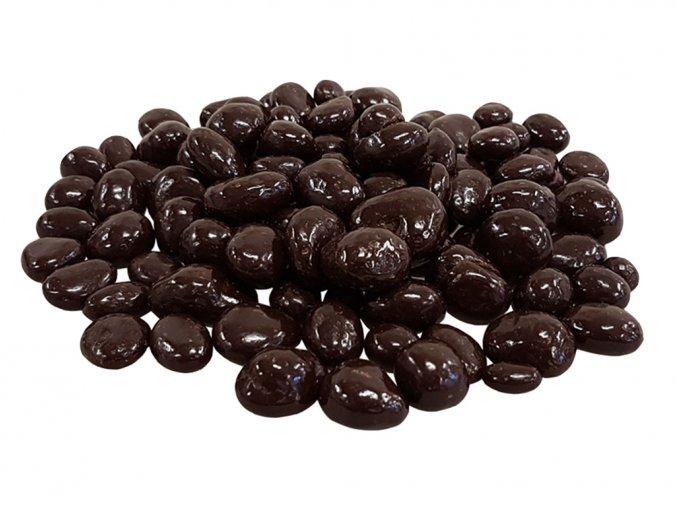 Brusinky v hořké čokoládě