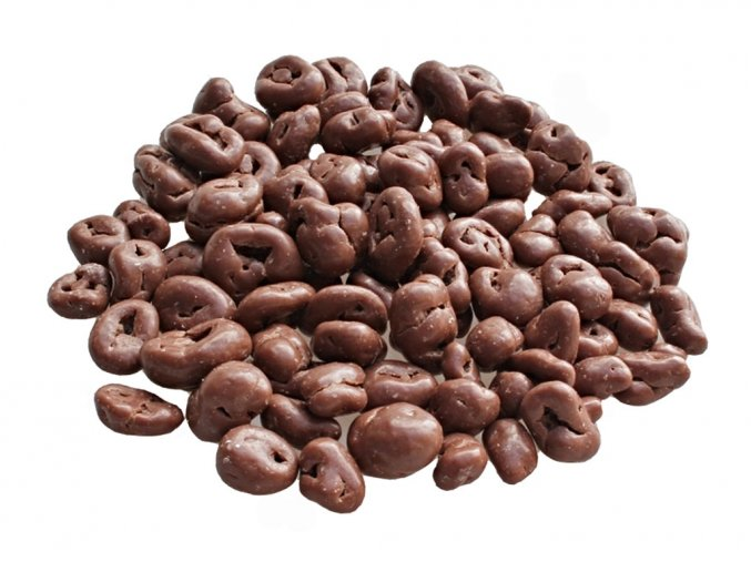 Brusinky v mléčné čokoládě 3a