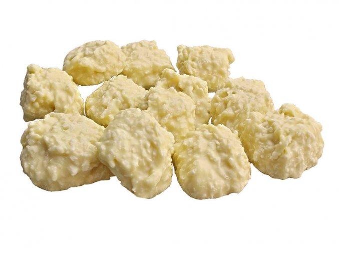 Kokosové hrudky v jogurtu