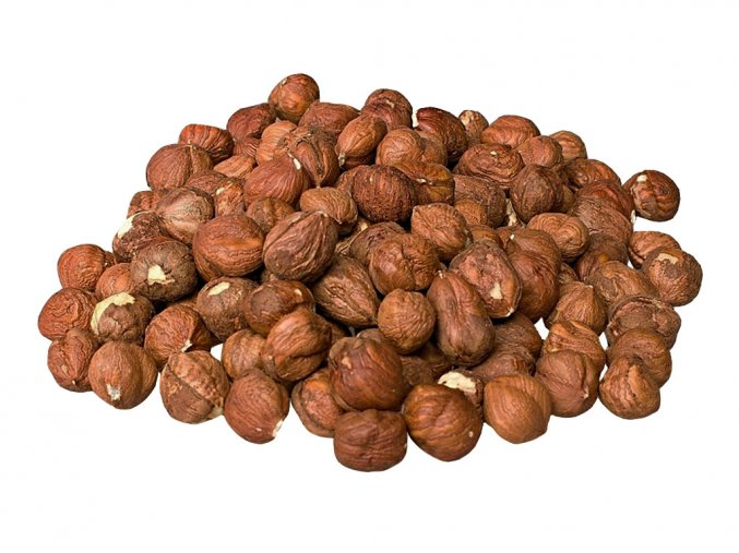 Lískové ořechy - jádra