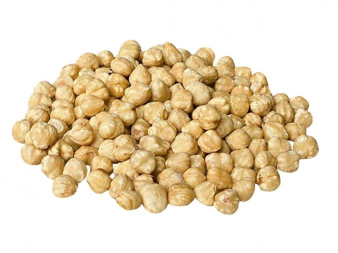 Lískové ořechy - loupaná jádra