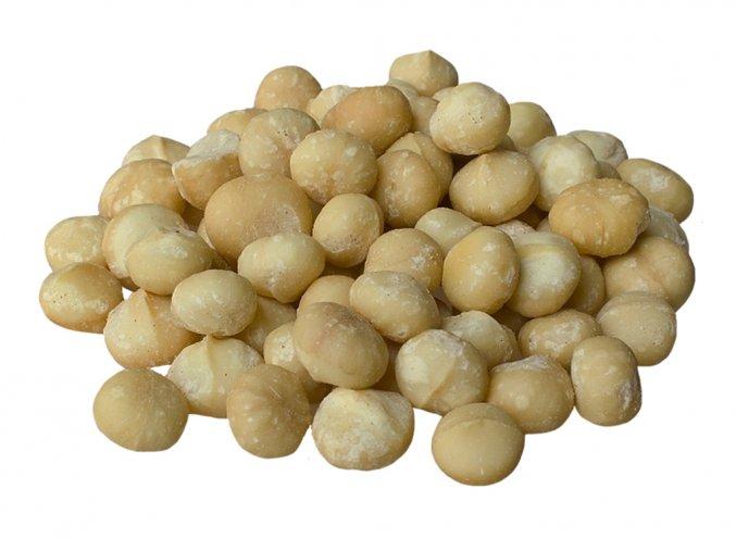 Makadamové ořechy loupané 1 kg