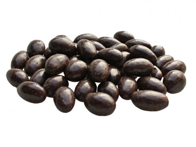 Mandle v hořké čokoládě 3a
