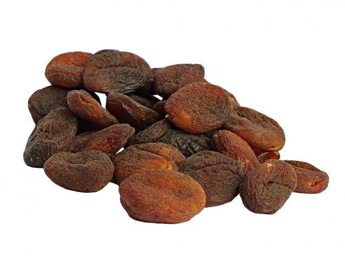 Meruňky nesířené 1 kg