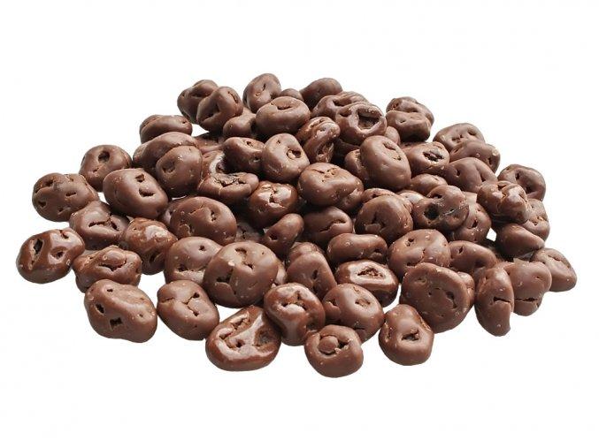 Rozinky v mléčné čokoládě 3a