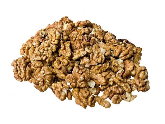 Vlašské ořechy-jádra