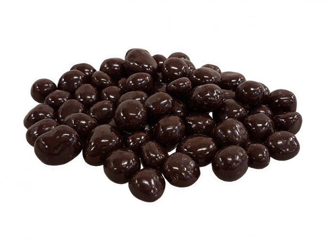 Zázvor v hořké čokoládě