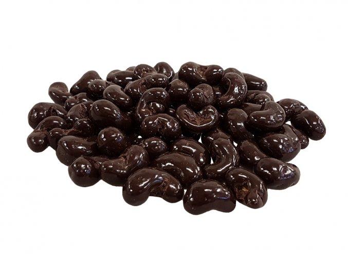 Kešu v hořké čokoládě 0