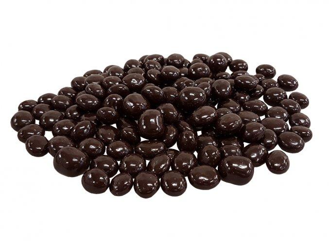 Kávová zrna v hořké čokoládě 1 kg