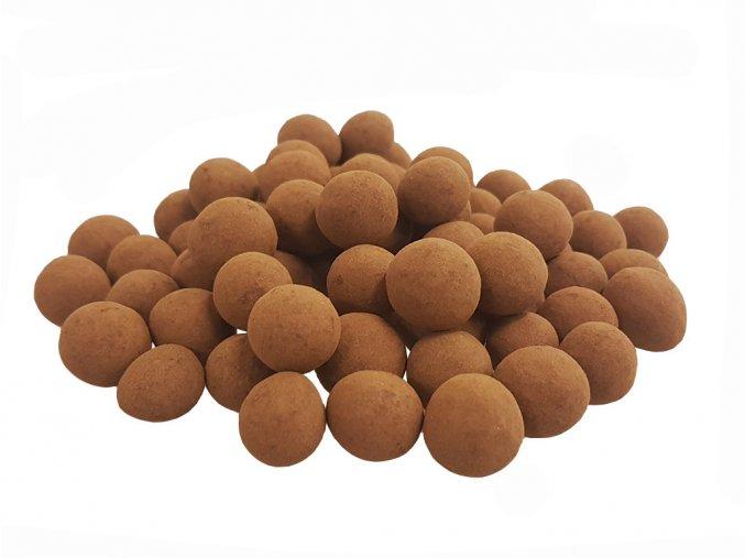 Lísková jádra ve skořici a mléčné čokoládové polevě 1 kg