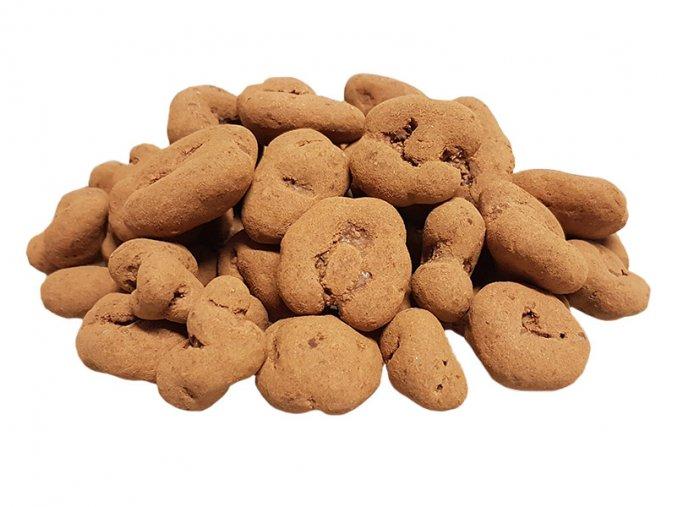 Vlašská jádra ve skořici a čokoládové polevě 1 kg