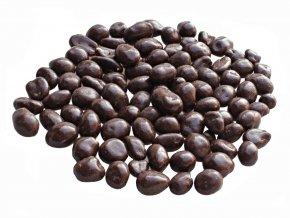 Arašídy v hořké čokoládě 3a