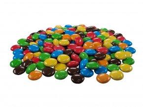 Duhovky dražovaná čokoláda