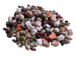 Kamínky barevné 1 kg