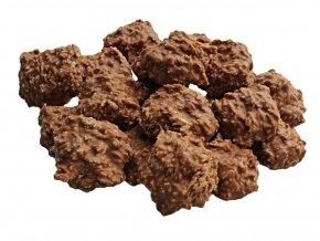 Kokosové hrudky v mléčné čokoládě