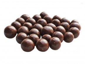 Lísková jádra v mléčné čokoládě