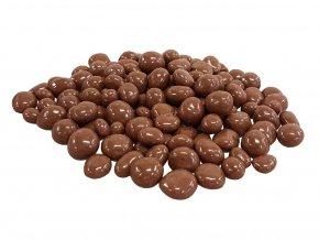 Meruňky v mléčné čokoládové polevě 0