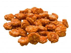 Rýžové krekry s příchutí chilli