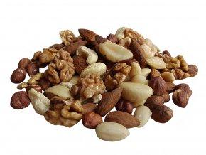 Směs ořechových jader bez rozinek 1 kg