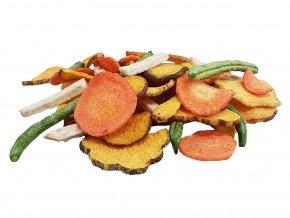 Zeleninové chipsy 0