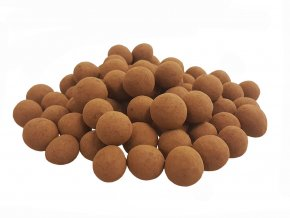 Lísková jádra ve skořici a čokoládové polevě 0