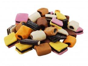 Lékořice mix barevná 1 kg