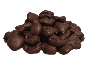 Švestky v hořké čokoládě 500 g