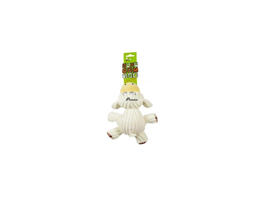 HUHU Animal ovečka Vera bílá 22cm