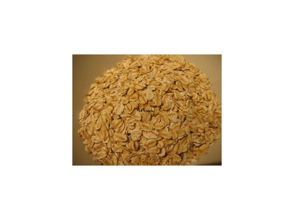 Krmné vločky OVESNÉ 1,5 kg