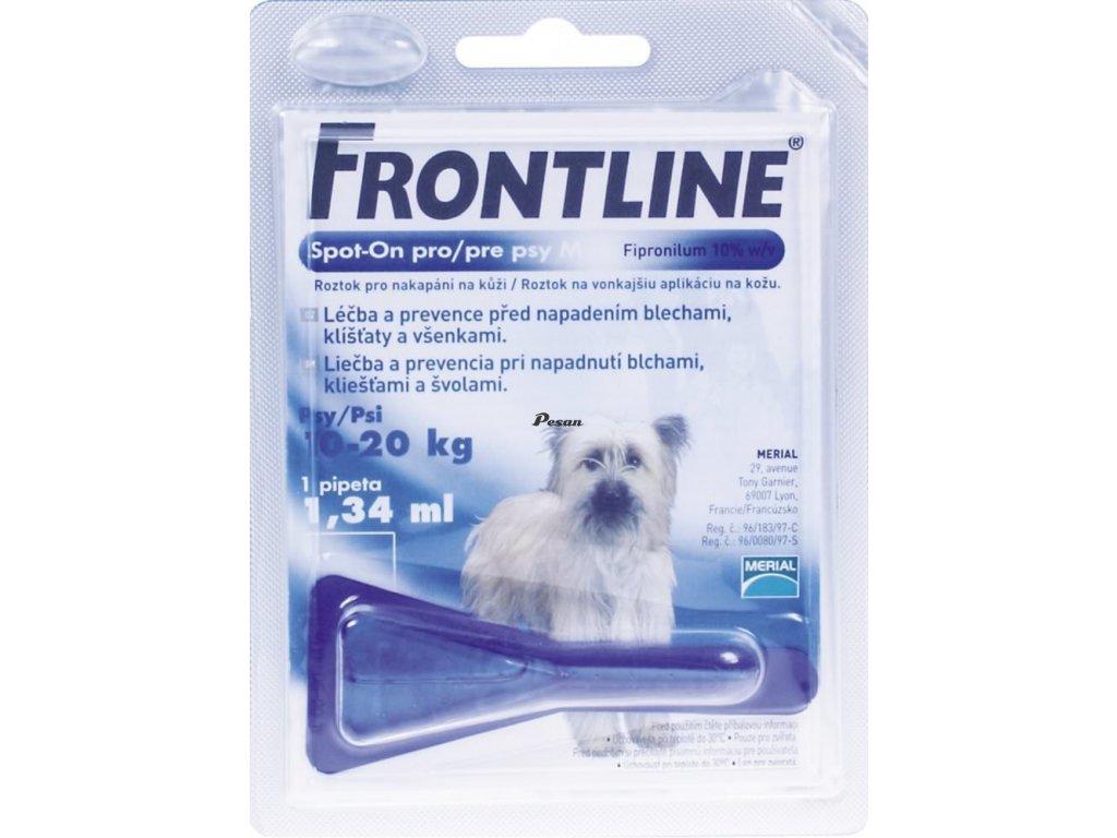 Frontline Spot-on 1,34ml 10-20 kg