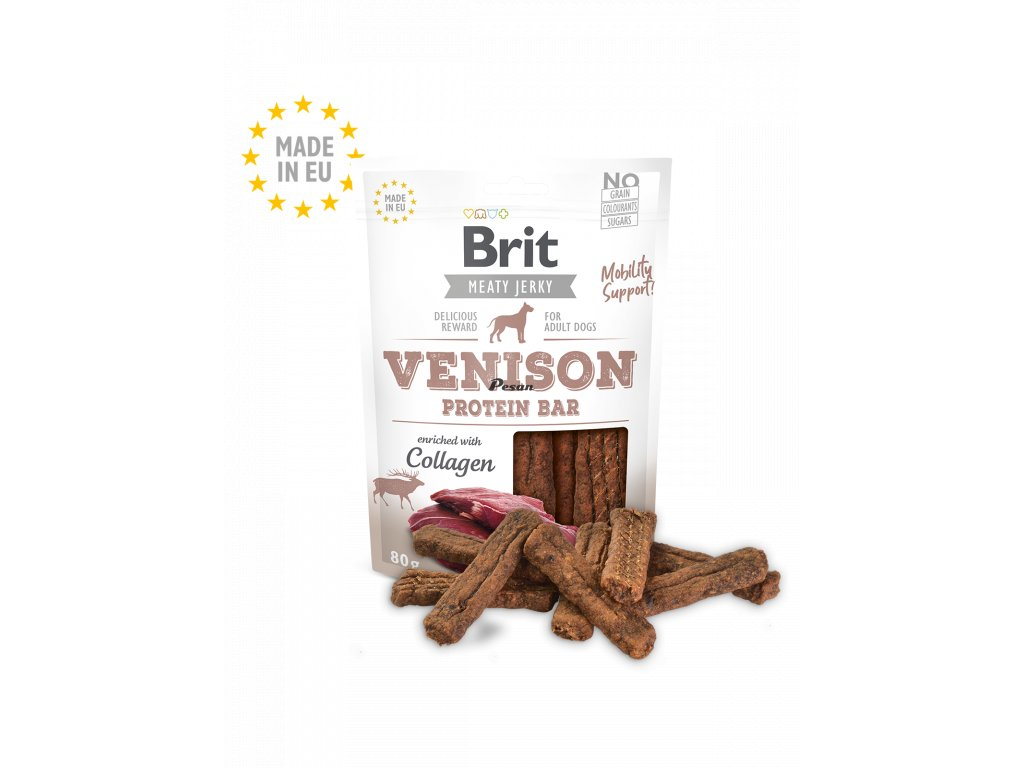Venison Protein Bar 1