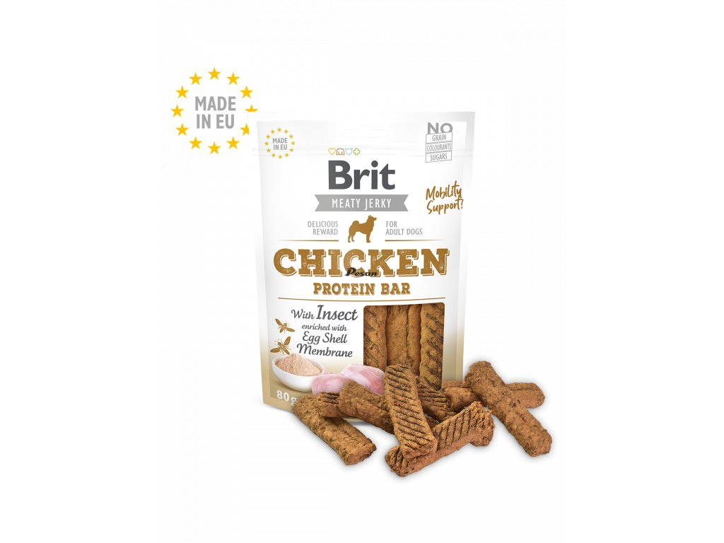 Chicken Protein Bar 1