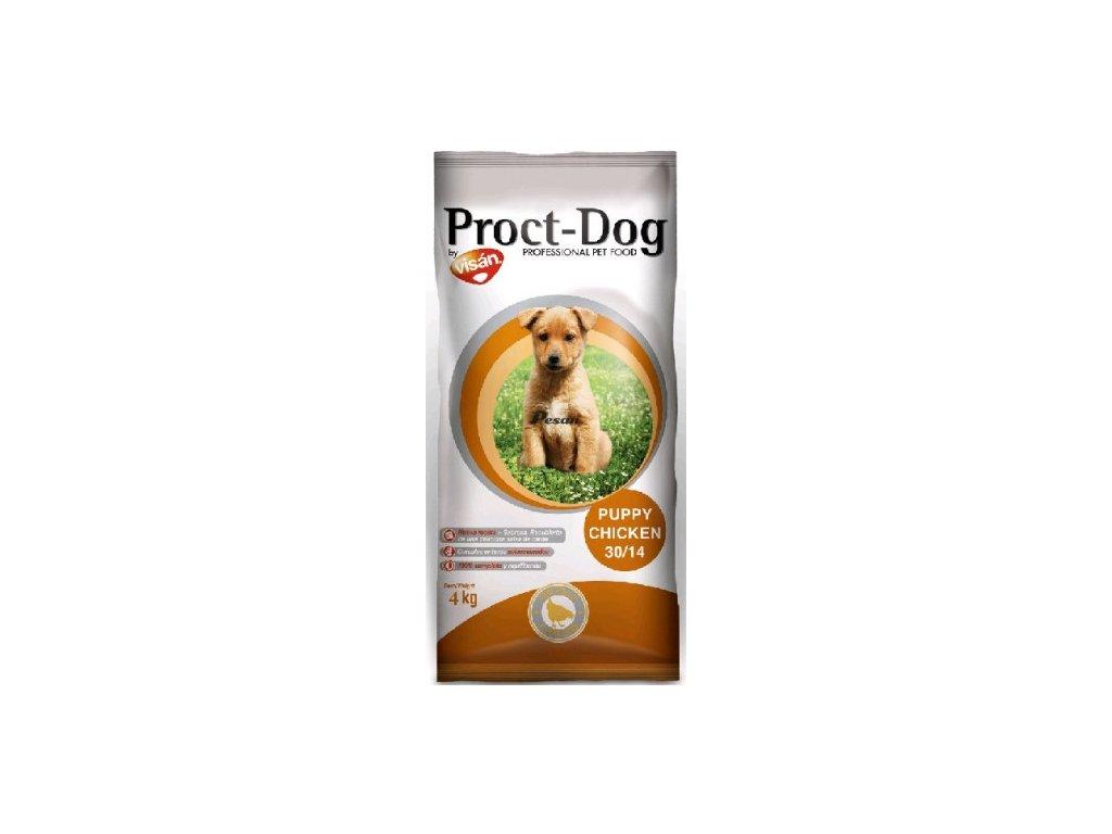 Proct Dog Puppy Chicken 4 kg