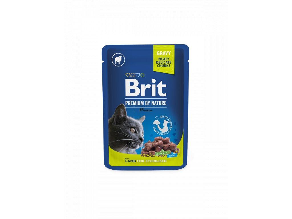 bpc pouch lamb for sterilised
