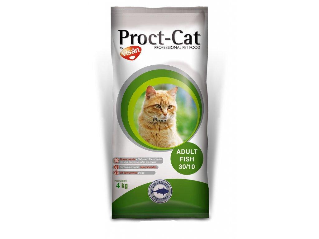 PROCT-CAT Adult FISH 4 kg