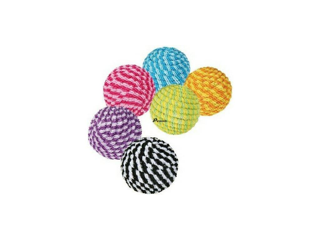 Provázkové míčky-různé barvy 4.5 cm TRIXI