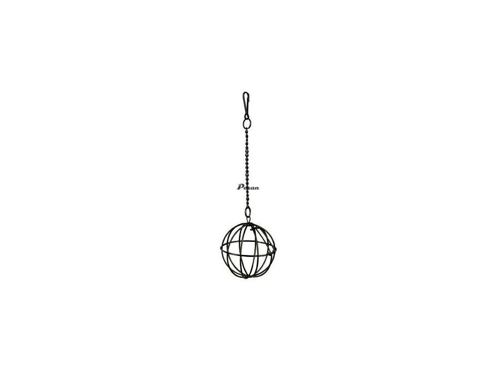 Krmítko Hlodavec závěsná koule 12 cm TRIXIE 1ks