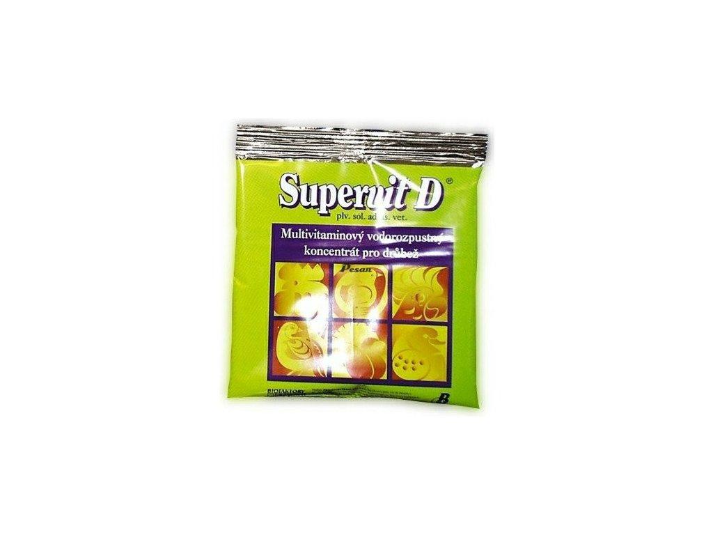Supervit D plv 100g