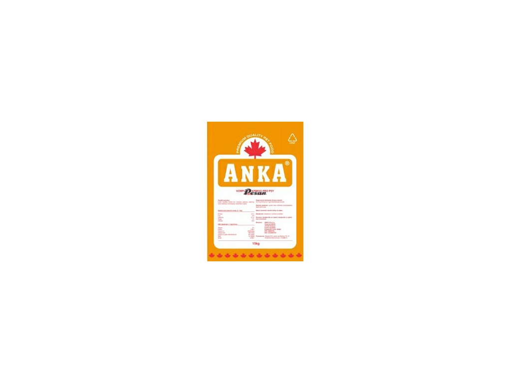 Anka Dog Light 15 kg