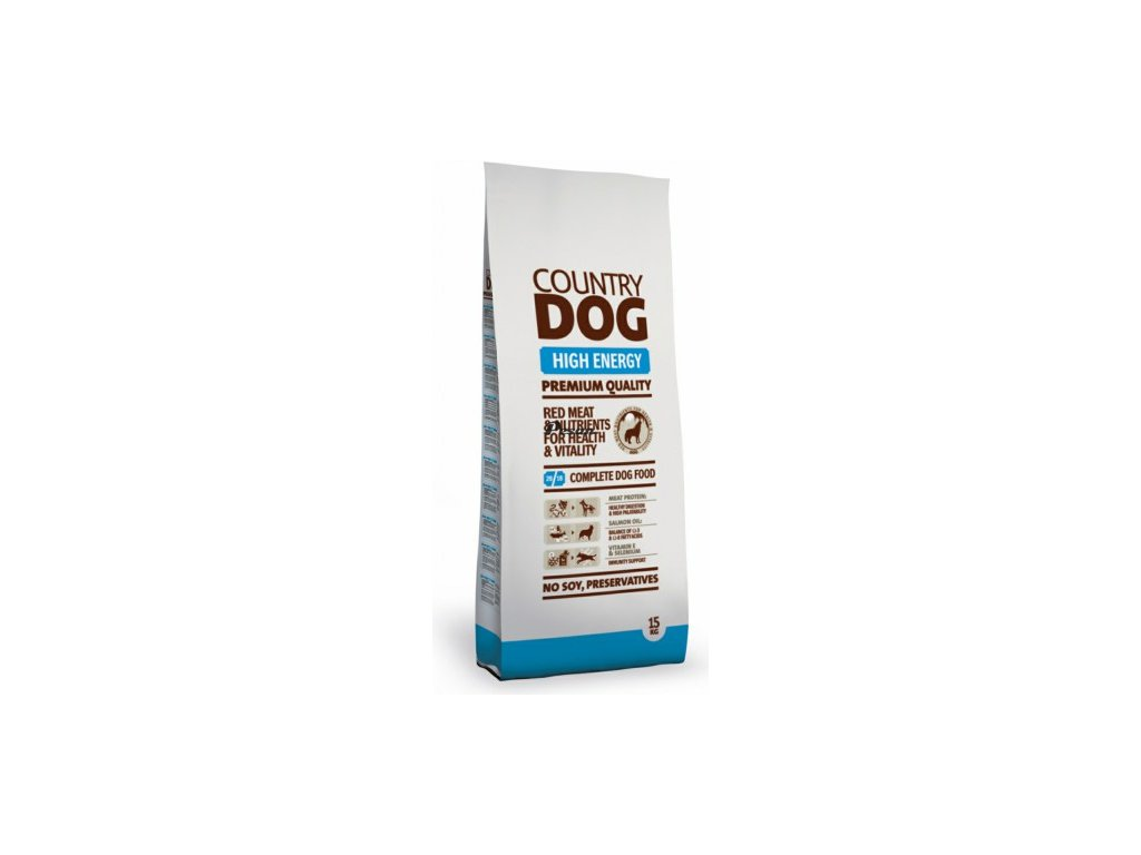 Country Dog Energy 15 kg
