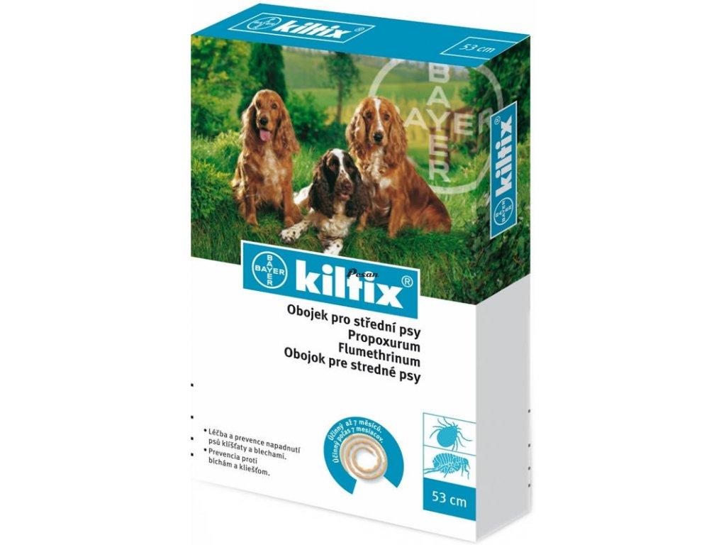 Kiltix 53 obojek (střední pes)