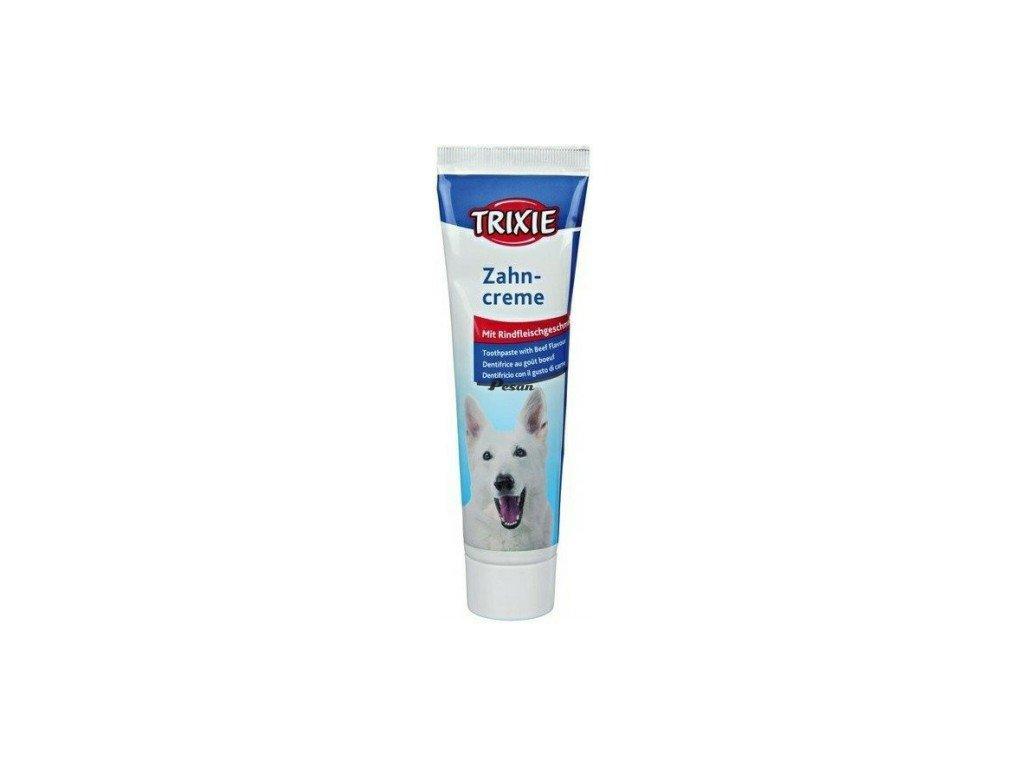 Zubní pasta pro psy  s hovězí příchutí 100g TRIXIE